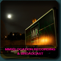 MMX Location Recording, OB van, Live DVD Recording, Live cd Recording, Midrand, South Africa