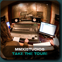 MMX Recording Studios, Midrand, South Africa